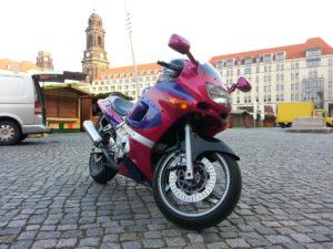 23.04.2014 in Dresden, Altmarkt