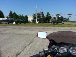 22.05.2014 Großenhain, ehem. Militärflugplatz