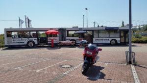03.07.2015 - Zwischenstop bei Polo und Imbissbus