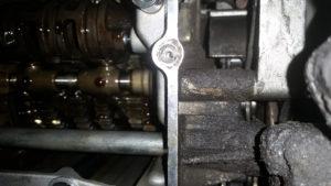 ZZ-R 600 Ölwanne Gewinde futsch