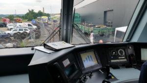 04.06.2016 - Tag der offenen Tür bei ITL/Captrain in Pirna