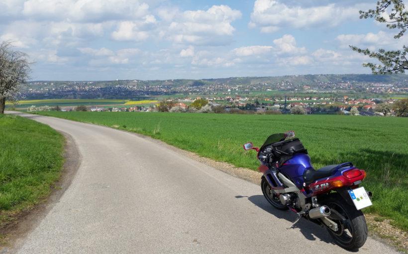 18.04.2016 - Tour um Dresden entlang der Elbe nach Meißen