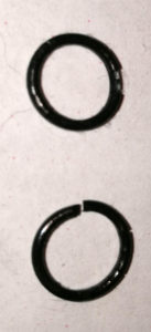 ZZ-R 600 spröder O-Ring Vergaser