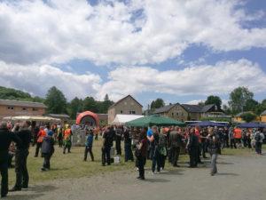 HKF 2017 - Zwischenstopp in Dürrröhrsdorf-Dittersbach