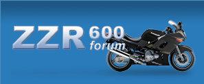 ZZ-R 600 Forum