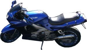 ZZ-R 600 - Andenken