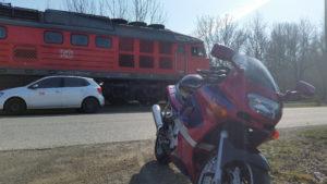 20.03.2015 - Zwischenstopp in Oßling (Steinbruch)
