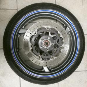 ZZ-R 600 - Radlager defekt