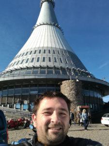 Tour zum Jeschken - Selfie :-)