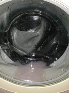 Lederkombi waschen