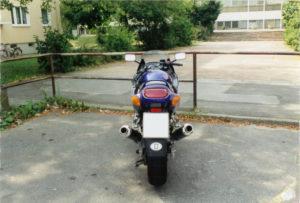 ZZ-R 600 - Foto aus dem Jahr 1997
