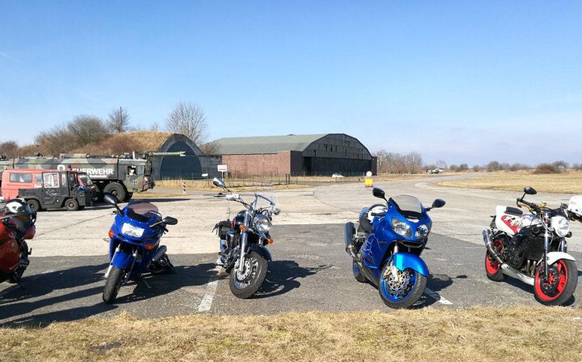 Saisoneröffnung 2018 - ehemaliger Militärflugplatz Großenhain