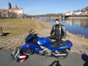 Saisoneröffnung 2018 - Zwischenstopp an der Elbe